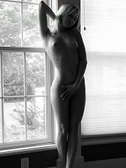 Black and White Nudes