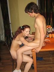 Nice sex with teen hottie